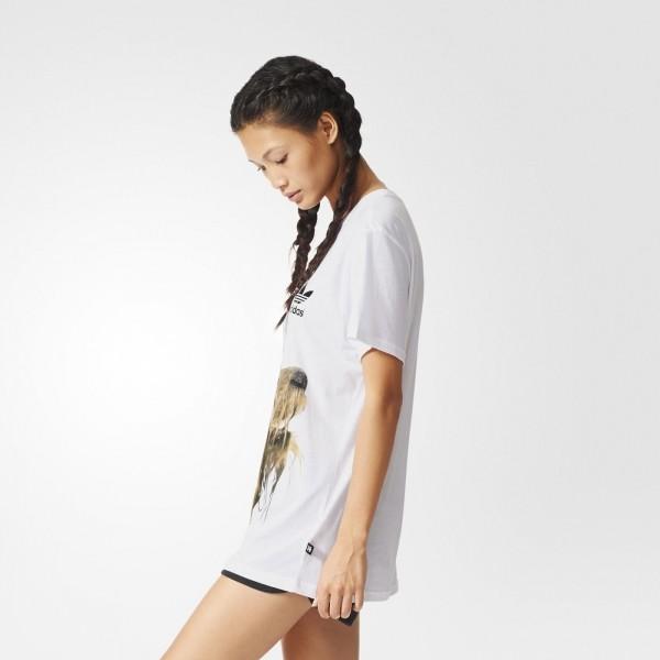 Dámské stylové triko