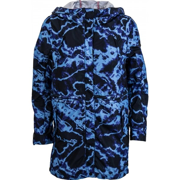 BOUNDARY PARKA - Dámský jarní kabát
