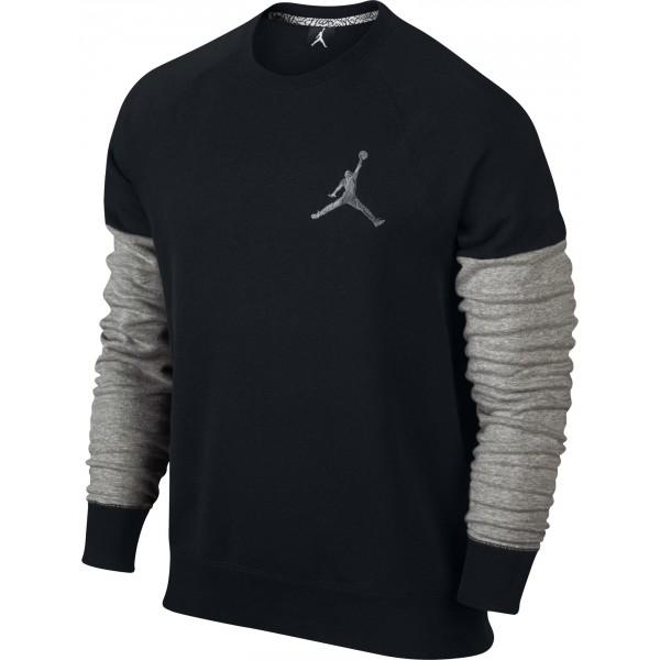 Nike JORDAN VARSITY GRAPHIC CREW  c7fe875e27