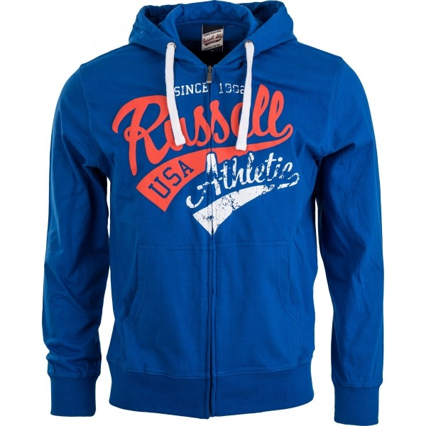 Russell Athletic PRINT HOODY  914b257bcc0