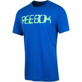 Reebok DIGITAL REEBOK READ GRAPHIC TEE