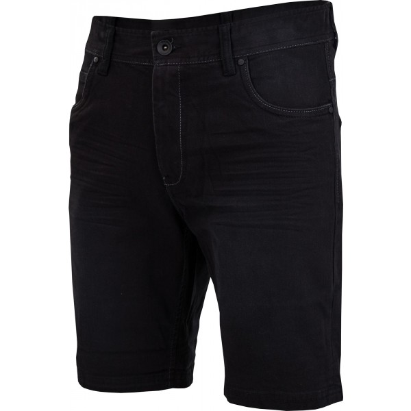 Pánské jeansové kraťasy
