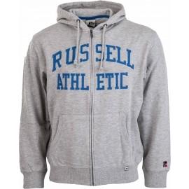Russell Athletic ZIP TROUGH HOODY