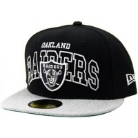 New Era 59FIFTY WORDMARK CENTR OAKRAI LS