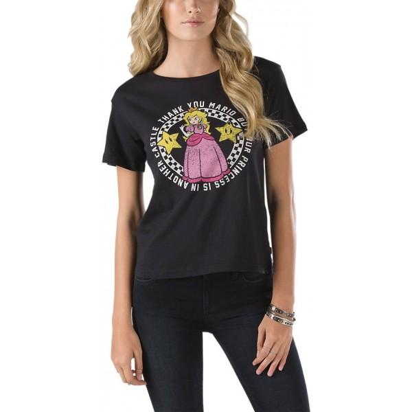 Dámské tričko Princess Peach