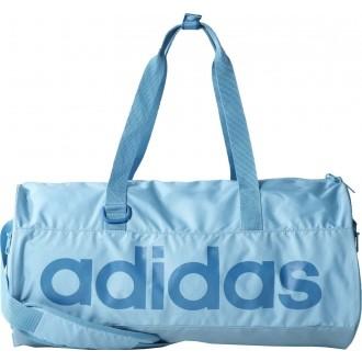 Dámská prostorná sportovní taška W LIN PERF TB S modrá