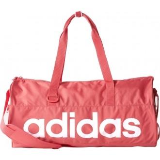 Dámská prostorná sportovní taška W LIN PERF TB S růžová
