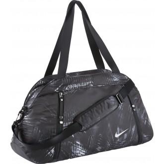 Dámská sportovní taška AURALUX PRINT CLUB TRAINING BAG černá UNI