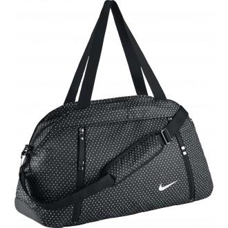 Dámská sportovní taška AURALUX PRINT CLUB TRAINING BAG šedá MISC