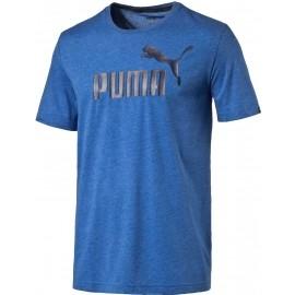 Puma ESSENTIALS NO.1 LOGO HEATHER TEE