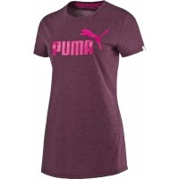 Puma ESS TEE HEATHER W