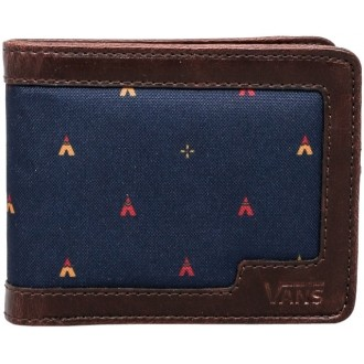 Pánská peněženka M BOYD BIFOLD EU tmavě modrá OSFA