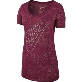 Nike TEE-BF BURNOUT GLITCH