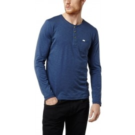 O'Neill LM JACKS BASE HENLEY LS TOP