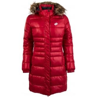 Dámský zimní kabát EDITH červená S