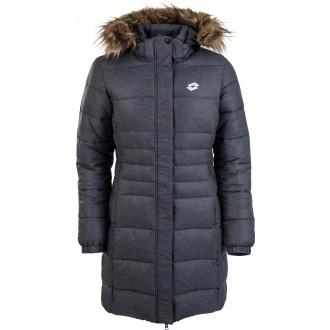 Dámský zimní kabát EDITH šedá S
