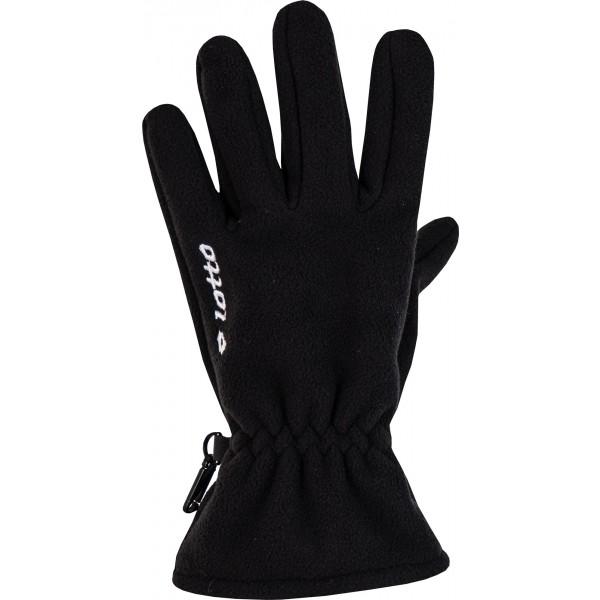 Dětské fleecové rukavice