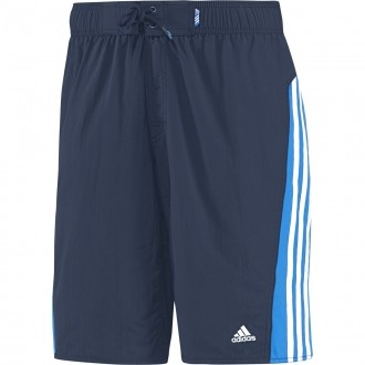 adidas 3 STRIPES COLORBLOCK SHORT-KNEE LENGHT