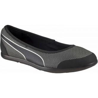 Dámská lifestylová obuv MODERN SOLEIL BALLERINA černá EUR 37 (4 UK women)