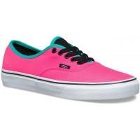 Vans U AUTHENTIC (BRITE) Neon Pink/Black