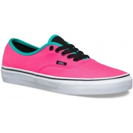 Vans U AUTHENTIC (BRITE) Neon Pink/Black