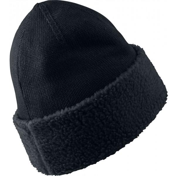 Nike SLOUCH BEANIE - BLACK  d0be514f3c