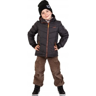 Dětské kotníkové zimní boty