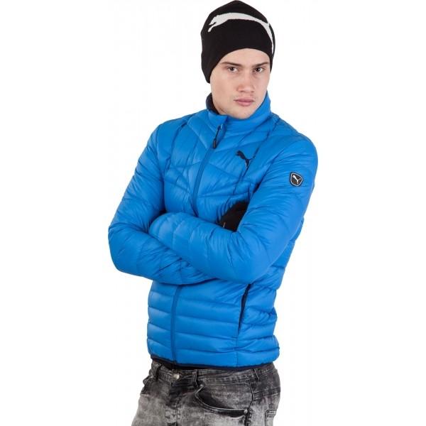 Zimní úpletové rukavice