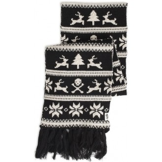 Vans W CAMPFIRE SCARF HOLIDAY BLACK