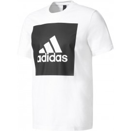 adidas ESSENTIALS BIG BOX LOGO TEE