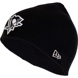 New Era SMU NHL SKULL KNIT PITPEN