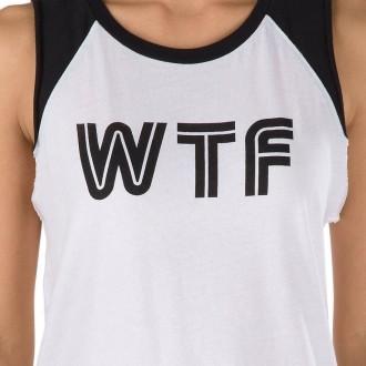 Dámské tričko WTF