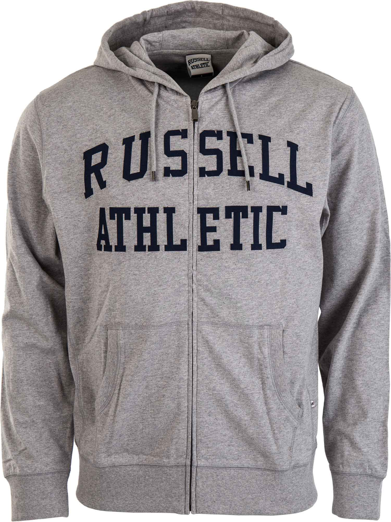Russell Athletic TRANSFER PRINT HOODY FULL ZIP. Pánská mikina. Pánská mikina.  Pánská mikina. Pánská mikina 78ac6ec31bf