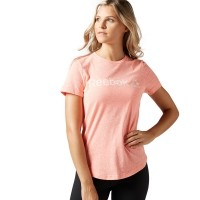 Reebok ELEMENTS PRIME SNOW MELANGE TEE