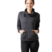 Reebok ELEMENTS MARBLE COWL NECK