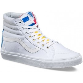 Vans SK8-HI REISSUE True White/Blue/Red