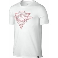 Nike FADEAWAY ALL TOURNEY TEE