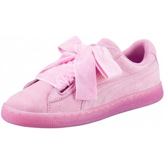 Puma SUEDE HEART RESET WN'S Prism Pink