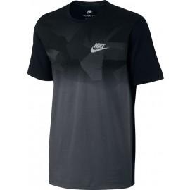 Nike TEE PRINT ZINC