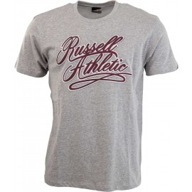 Russell Athletic CREW NECK TEE WITH GRAPHIC PRINT
