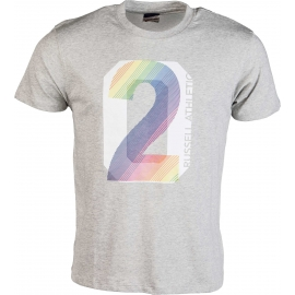 Russell Athletic CREW NECK TEE WITH MULTI COLOUR