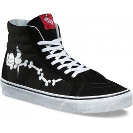 Vans SK8-HI REISSUE (PEANUTS) SNOOOPY Black