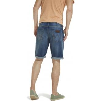 Pánské džínové kraťasy