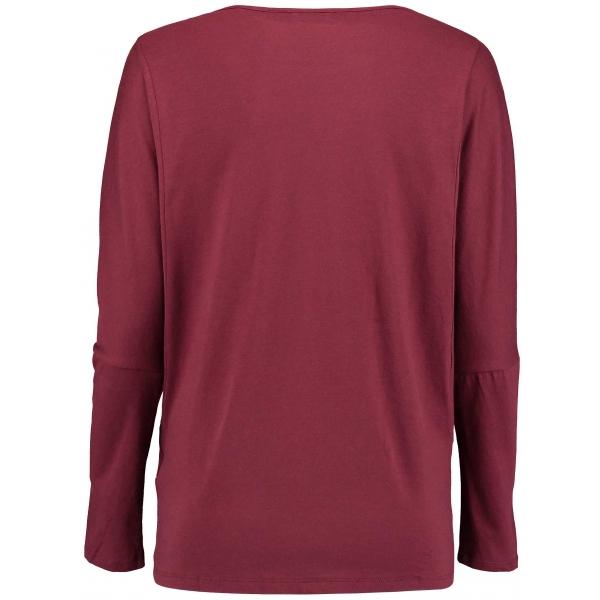 Dámské tričko s dlouhým rukávem