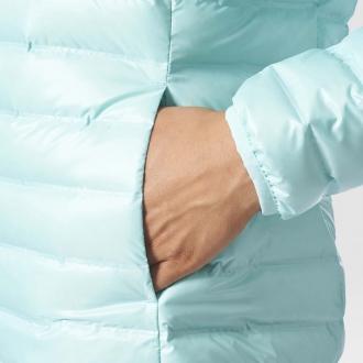 Péřová dámská bunda