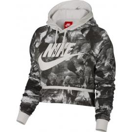 Nike MODERN HOODIE CROP GLACR W