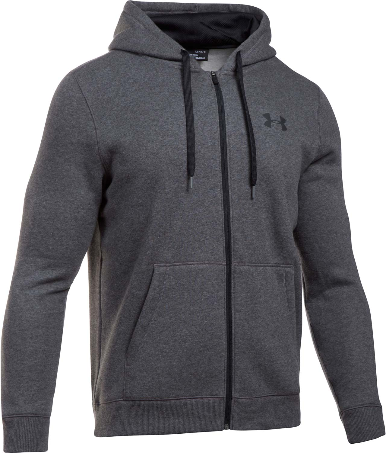465ed2e6ee6 Under Armour RIVAL FITTED FULL ZIP. Pánská mikina