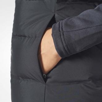 Dámská péřová vesta