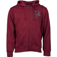 Russell Athletic ZIP THROUGH HOODY SWEAT WITH  RA GRAPHIC PRINT