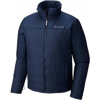 Pánská zimní bunda 2v1